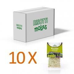 10x Risotti agli asparagi