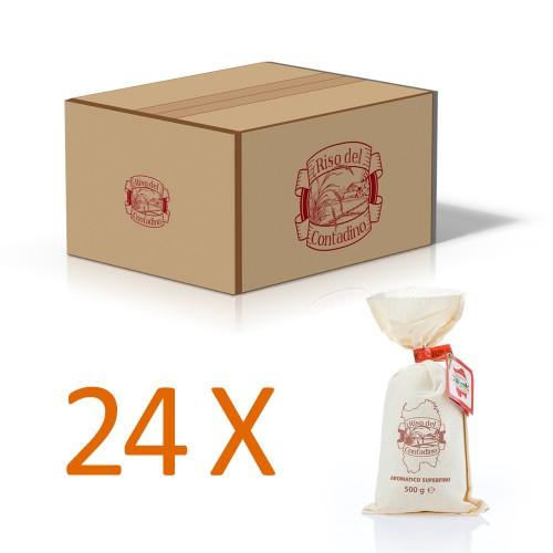 24x Contadino aromatico da 500g