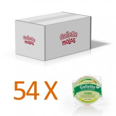 54x Gallette salate