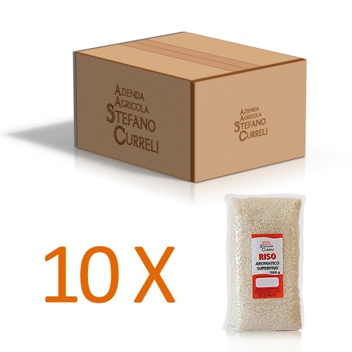 10x Aromatico sottovuoto