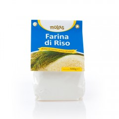 Farina di riso molas da 500g