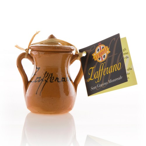 Zafferano Curreli fili terrina alta 300 mg